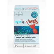 Eye q chews N60
